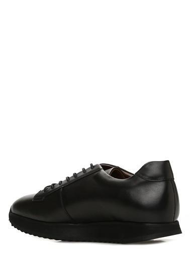 George Hogg George Hogg 7004246 Siyah Kadın Sneaker Kadın Sneakers Siyah